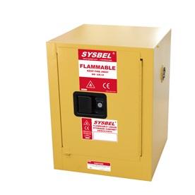 Tủ đựng hóa chất chống cháy 4 Gallon – 15 lít, cửa không tự đóng Model: WA810040 Hãng sản xuất: Sysbel - Trung Quốc