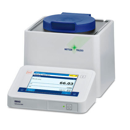 Máy đo khúc xạ kế RM40
