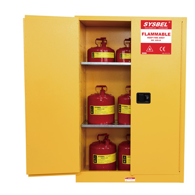 Tủ đựng hóa chất chống cháy 45 Gallon – 170 lít