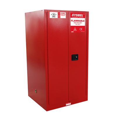 Tủ chứa dung môi gây cháy Combustible Cabinet 90 Gallon – 340 lít, cửa không tự đóng Model: WA810860R Hãng sản xuất: Sysbel - Trung Quốc Xuất xứ: Trung Quốc