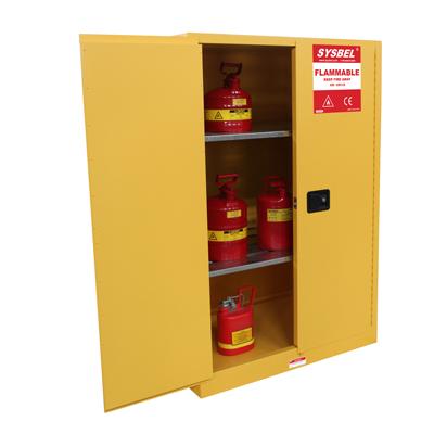 Tủ đựng hóa chất chống cháy 90 Gal