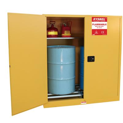 Tủ đựng hóa chất chống cháy 110 Gal WA811100