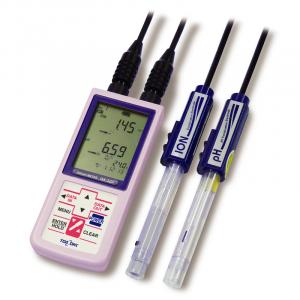 Máy đo pH/mV/ORP/EC/TDS/Mặn/DO/độ đục cầm tay